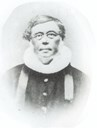 Michael Sundt Tuchsen Fasting (1806-1885) was vicar in Jostedalen and in Jølster before he came to Førde in 1857. Here he was vicar until 1880. Fasting was born in Ortnevik in Sogn.