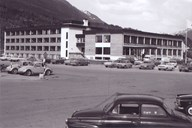 Sunnfjord Hotell after the extension in 1973/74 adding 45 new rooms.