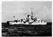 The corvette Montbretia, with a Norwegian crew and under Norwegian flag, was an escort vessel of the convoy ONS 144 from Liverpool to Halifax, Canada, when the boat was sunk by German U-boats on 18 November 1942. The boat was 1205 tonnes and measured 205 feet. The main engine was a steam engine of 2750 HP, fuelled by heavy oil.