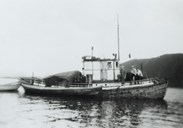 The M/G <i>Fiks,</i> a seine vessel of 44 feet and a modified stern, went across in October, 1941. 17 young men were onboard, several of the Lambrechts family. Skipper was Karl Lambrechts, who was trained in the special service of the navy, and he made several trips across the North Sea. At some time in 1943, he picked up the rest of the family.