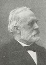 "Sofus Anton Birger Arctander (1845-1925), the student who initiated the ""marsh men system"" at Stadlandet. Arctander was in the period from 1884 to 1888 Minister in the first liberal government and in the period between 1890 and 1901 he was mayor of Bergen."