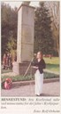 """Youths continue the tradition"", was the headline of an article in Firdaposten on 6 May 2000 on the 1st of May celebration in Florø. Iris Kvellestad gave a speech at the memorial in the church park."
